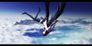 Rating: Safe Score: 24 Tags: irena landscape reiuji_utsuho touhou wings User: Radioactive