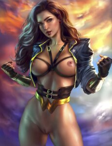 Rating: Explicit Score: 17 Tags: bottomless breasts logan_cure nipples no_bra open_shirt pussy uncensored wonder_woman wonder_woman_(character) User: lushp