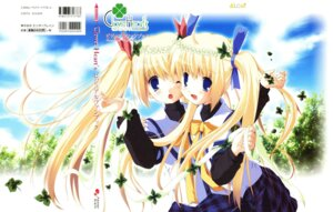 Rating: Safe Score: 12 Tags: clover_hearts mikoshiba_rea mikoshiba_rio nimura_yuuji User: admin2