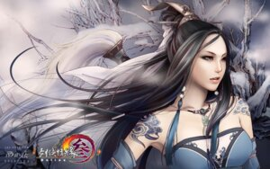 Rating: Safe Score: 20 Tags: cleavage wallpaper zhang_xiaobai User: charunetra