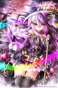 Rating: Safe Score: 31 Tags: patchouli_knowledge thighhighs touhou tyaba_neko User: 椎名深夏
