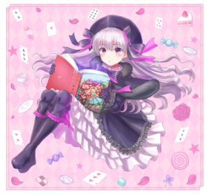 Rating: Safe Score: 18 Tags: dress fate/extra fate/grand_order fate/stay_night gothic_lolita lolita_fashion nursery_rhyme_(fate/extra) seungju_lee User: Nepcoheart