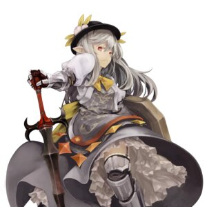 Rating: Safe Score: 31 Tags: armor cosplay dress elf final_fantasy final_fantasy_xi hinanawi_tenshi pointy_ears stockings sword thighhighs touhou yunar User: Radioactive