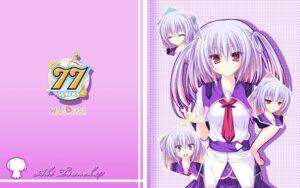 Rating: Safe Score: 19 Tags: 77 mikagami_mamizu seifuku tsuneha_aki wallpaper whirlpool User: yumichi-sama
