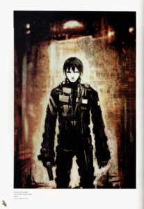 Rating: Safe Score: 5 Tags: blame! killy male tsutomu_nihei User: Umbigo