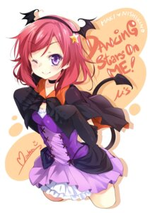 Rating: Safe Score: 47 Tags: love_live! mocha_(naturefour) nishikino_maki tail User: fairyren