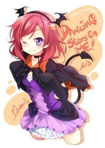 Rating: Safe Score: 46 Tags: love_live! mocha_(naturefour) nishikino_maki tail User: fairyren