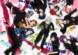 Rating: Safe Score: 14 Tags: fushimi_saruhiko headphones isana_yashiro k k:_missing_kings kusanagi_izumo male megane mishakuji_yukari munakata_reisi suoh_mikoto tagme yata_misaki yatogami_kuroh User: Radioactive