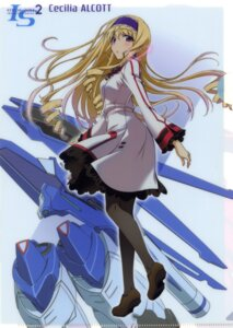 Rating: Questionable Score: 51 Tags: cecilia_alcott infinite_stratos seifuku User: fireattack