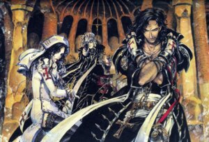 Rating: Safe Score: 2 Tags: abel_nightroad thores_shibamoto trinity_blood User: Radioactive