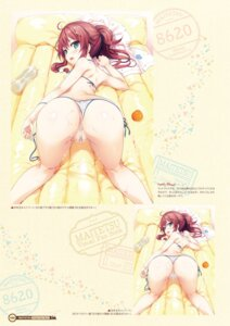 Rating: Questionable Score: 64 Tags: anus ass bikini cura digital_version lose maitetsu swimsuits undressing wet User: Twinsenzw