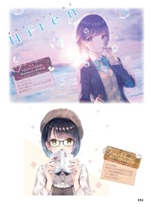 Rating: Questionable Score: 28 Tags: hiten megane seifuku sweater User: Twinsenzw