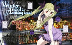 Rating: Safe Score: 37 Tags: dance_in_the_vampire_bund konno_naoyuki lingerie mina_tepes User: acas