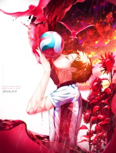 Rating: Safe Score: 7 Tags: haikyuu!! kurobara male yaku_morisuke User: mattiasc02