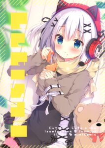 Rating: Safe Score: 23 Tags: animal_ears dress headphones izumi_yuhina nekomimi sweater User: kiyoe