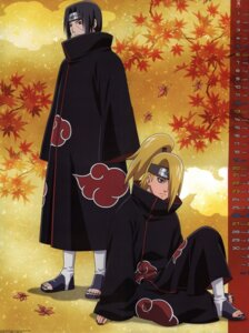 Rating: Safe Score: 13 Tags: calendar deidara male naruto naruto_shippuden uchiha_itachi User: blooregardo