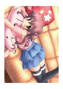 Rating: Safe Score: 19 Tags: digital_version hulotte ikegami_akane with_ribbon User: Checkmate