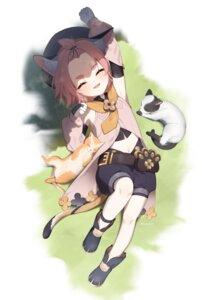 Rating: Safe Score: 11 Tags: animal_ears diona_(genshin_impact) genshin_impact neko nekomimi tagme tail User: ryoga828