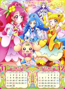 Rating: Questionable Score: 7 Tags: calendar healin'_good_precure tagme thighhighs User: drop