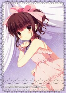 Rating: Questionable Score: 39 Tags: canvas+garden dress miyasaka_miyu tamura_yukari User: fireattack