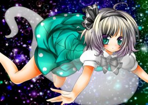 Rating: Safe Score: 2 Tags: konpaku_youmu myon riitan touhou User: Yuffie