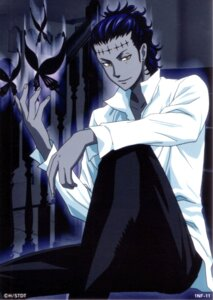 Rating: Safe Score: 7 Tags: d.gray-man male tyki_mikk User: Radioactive