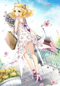 Rating: Safe Score: 77 Tags: cocoon_(loveririn) dress summer_dress User: blooregardo