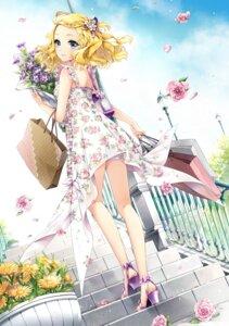 Rating: Safe Score: 74 Tags: cocoon_(loveririn) dress summer_dress User: blooregardo
