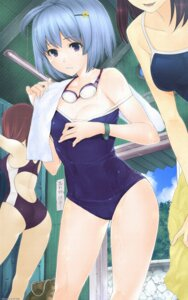 Rating: Safe Score: 49 Tags: chano_sasuke cleavage school_swimsuit swimsuits User: maiasaura