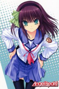 Rating: Safe Score: 28 Tags: angel_beats! na-ga screening seifuku thighhighs yurippe User: admin2