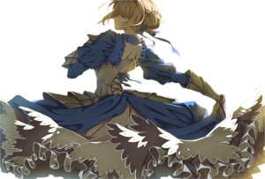 Rating: Safe Score: 31 Tags: armor dress far_eastern_union fate/stay_night saber User: zero|fade