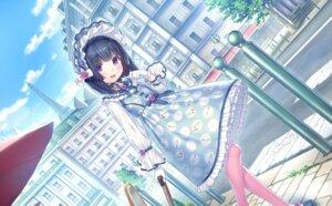 Rating: Safe Score: 27 Tags: dress game_cg lolita_fashion minazuki_shigure neko_works nekopara sayori skirt_lift tagme User: BattlequeenYume
