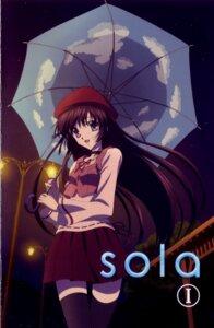 Rating: Safe Score: 6 Tags: shihou_matsuri sola User: admin2