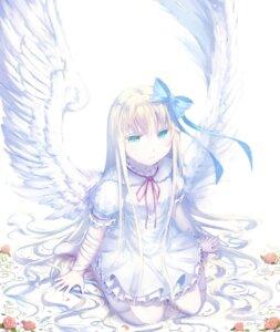 Rating: Safe Score: 13 Tags: deep_(deep4946) dress wings User: Mr_GT