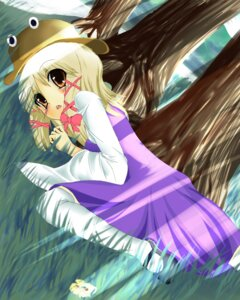 Rating: Safe Score: 4 Tags: loa moriya_suwako touhou User: petopeto
