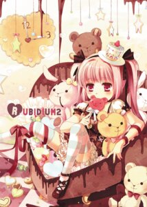 Rating: Safe Score: 44 Tags: lolita_fashion rubi-sama thighhighs wori User: ddns001