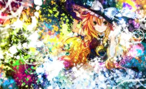 Rating: Safe Score: 23 Tags: kirisame_marisa sazanami_shione touhou User: Metalic