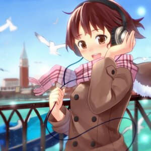 Rating: Safe Score: 20 Tags: headphones ichiko_oharu User: 椎名深夏