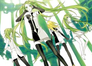 Rating: Safe Score: 11 Tags: hatsune_miku kagamine_rin meltdown_(vocaloid) psd signed vocaloid User: charunetra