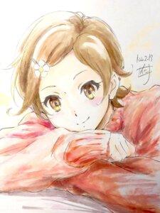 Rating: Safe Score: 10 Tags: hibike!_euphonium katou_hazuki_(hibike!_euphonium) nii_manabu sketch sweater User: Dreista