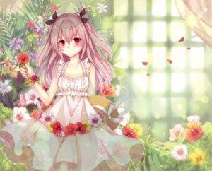 Rating: Safe Score: 53 Tags: dress fuuten_nozomi summer_dress User: 椎名深夏