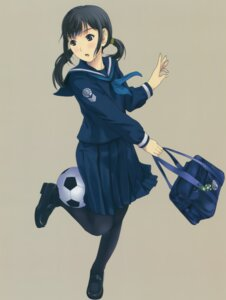 Rating: Safe Score: 34 Tags: pantyhose seifuku soccer tagme User: 大包平