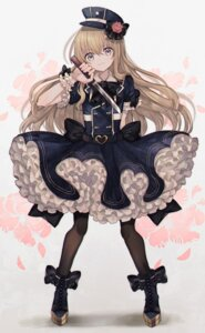 Rating: Safe Score: 48 Tags: abandon_ranka lolita_fashion midare_toushirou pantyhose touken_ranbu trap weapon User: Radioactive