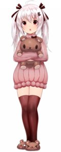 Rating: Safe Score: 51 Tags: sukemyon sweater thighhighs User: Mr_GT