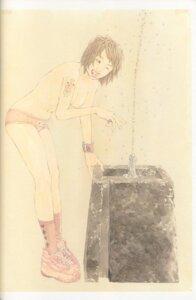 Rating: Explicit Score: 6 Tags: nipples pantsu penis tajima_shouu topless User: Umbigo