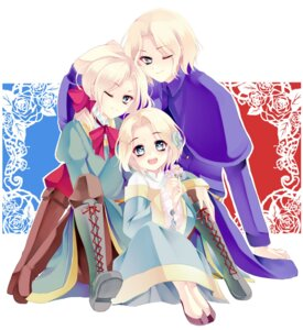 Rating: Safe Score: 5 Tags: dress france hetalia_axis_powers kurabayashi_matoni User: charunetra