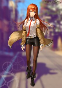 Rating: Safe Score: 49 Tags: makise_kurisu pantyhose renyu1012 steins;gate User: sylver650