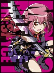 Rating: Safe Score: 14 Tags: garter guitar heels release_the_spyce seifuku sword tagme User: saemonnokami