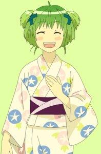 Rating: Safe Score: 5 Tags: kenko_zenrakei_suieibu_umisho kimono ninagawa_amuro vector_trace User: Zirgo
