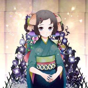 Rating: Safe Score: 19 Tags: kimono lidsan User: Nekotsúh